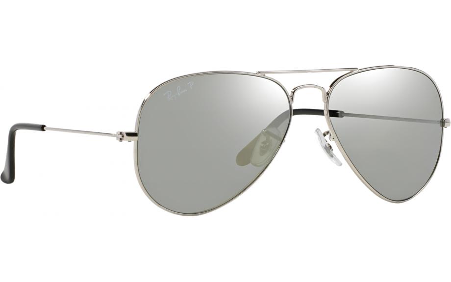 Ray-Ban Aviator RB3025 003 59 58 Sunglasses - Free Shipping   Shade Station 6aea027c01