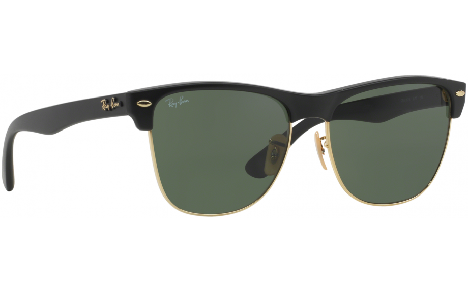 9890914bce8e1 Ray-Ban Clubmaster Oversized RB4175 877 57 Sunglasses - Free Shipping