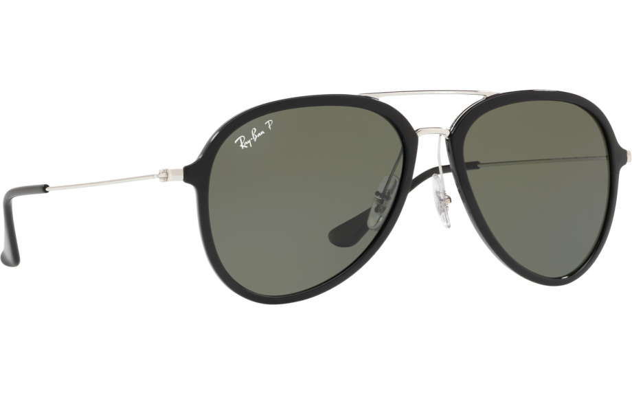 0a98b3c641 Ray-Ban RB4298 601 9A 57 Sunglasses - Free Shipping